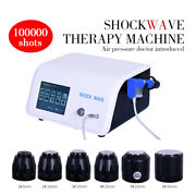 High Quality Korea Shock Wave Therapy Durable Design For Ed Treatment