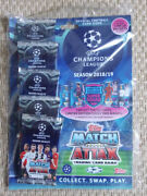 Match Attax 2018/19 Champions League Card Game Multi-item Unopened Collection