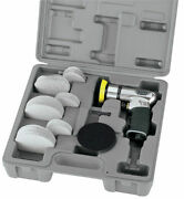 Draper Expert Compact Dual Action Soft Grip Air Sander Kit 50 And 75mm 47617