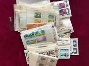 Us Postage 315 +/- Plate Blocks Of 6 Cent Stamps 70