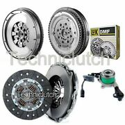 Clutch Kit And Luk Dmf With Csc For Mercedes Fits Srinter Platform/chassis 414