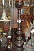 Large Antique Chinese 19th Century Bronze Sectional Jardiniere C1870
