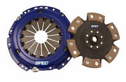 Spec Sn574 Stage 4 Clutch For G20 91-02 2.0l Nissan/datsun 200sx Fwd Sn574