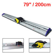 79 Manual Sliding Kt Board Trimmer Cutting Ruler, Photo Pvc Cutter With Ruler