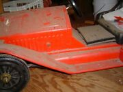 1960and039s Marx Stutz Bearcat Ride-on Childs Toy Car Battery Powered