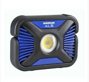 Led Work Light Narva Als Rechargeable Flood Light With Uv - 1500 Lumens
