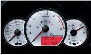 Toyota Vitz Ncp131 G's Speed Meter Aluminum Style / With G's Logo From Japan