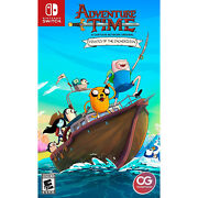 Adventure Time Pirates Of The Enchiridion Switch [brand New]