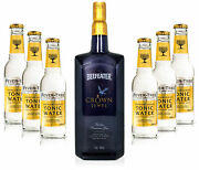 Gin Tonic Set - Beefeater Crown Jewel 1l 50 Vol + 6x Fever Tree Tonic Water