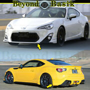 For 2013 2014 2015 2016 Scion Frs 3pc T Style Front Lip+rear Diffuser Body Kit