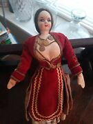 Greek Cruise Line T.s.s. Olympia Very Rare Vntge Doll C1939 Free Watch And Dolls