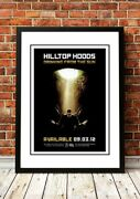 Hilltop Hoods | Aussie Hip Hop Band Concert Tour Posters | 3 To Choose From.