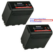 Kastar Np-f980 Battery Replace For Sony Np-f960 Sony Gv-d800 Gv-d900 Gv-hd700e