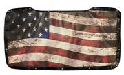 Designer Old Glory Bug Screen-all Make/model/year Semiandrsquos And Pickup Trucks Avail