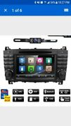 7 Inch Car Stereo For Mercedes-benz E Class W211 2002-2009 Radio Dvd Gps Player