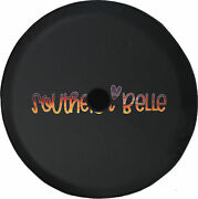 Jl Spare Tire Cover Southern Belle Heart Pretty W/ Backup Camera Hole