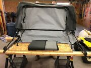 Bestop Jeep Foldable Soft Topandnbspsoft Top For A 4 Door Jeep Comes W/ All Parts