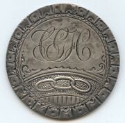 Love Token 1827 Bust Half 6695 No Hole. Beautifully Detailed. If This Were