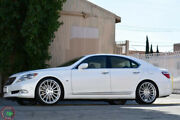 22andrdquo Rf15 Staggered Wheels Rims For Lexus Xf40 Ls460 Ls600h 2007 - Present