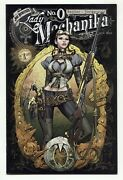Lady Mechanika 0 Benetez 8/15 Sold Out 5th Printing, Vf/vf+