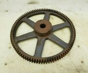 Browning Spur Gear Ncs1096 96 Teeth 7/8 Bore 1 F 1 7/8 L 7/8 P 2 5/8 H