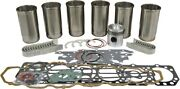 Engine Overhaul Kit Diesel For John Deere 7710 7810 7820 ++ Tractors