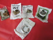 Nos Arctic Cat Shock Absorber Parts Lot Misc Eyelets And Retainer Fox