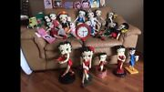 Betty Boop Collection From The Early 90andrsquos/ Early 2000andrsquos