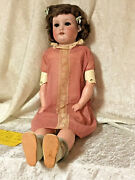 Collectors - Antique Doll - Mint In Box - With History Circa 1920