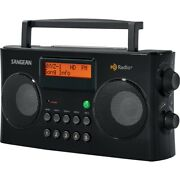 Sangean Hdr-16 Hd Radio Fm Stereo And Am Portable