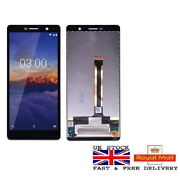 For Nokia 7 Plus Nokia 7+ Lcd Display Touch Screen Assembly Black Uk Stock