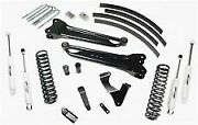 Pro Comp 6 Inch Stage Ii Lift Kit With Es9000 Shock For 08-10 F-250 K4153b