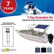 Oceansouth T-top Extension Kit Boat Stern Shade