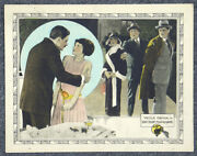 Donand039t Doubt Your Husband And03924 Viola Dana Allan Forrest Orig Silent Lobby Card