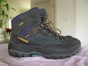Lowa Mens Gore-tex Climate Controll Lace Up Hiking Boots Size 9.5