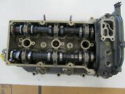 Suzuki Outboard Port Cylinder Head Assembly Off A 2007 Df 250 Hp Motor