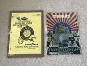 Vintage Originals 1969 Cs Shelby Parts Catalog And 1969 Goodyear Racing Tires