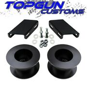 Fits 08-20 Ford F250 F350 2 Inch Front Suspension Steel Lift Level Kit Sway Bar