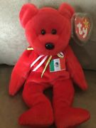 Ty Beanie Babieosito Ultra Rare New Mwmt Investment Quality