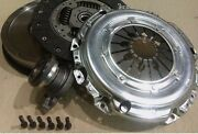 For Vw Fits Volkswagen Bora 115 And 101 1.9 Tdi 1.9tdi Flywheel And Clutch Kit And Csc