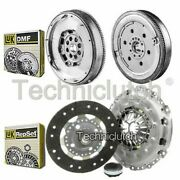 Luk 3 Part Clutch Kit And Luk Dmf For Peugeot 307 Cc Convertible 2.0 Hdi 135