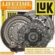 For Mercedes E220 2.1 Cdi T Luk Flywheel And Clutch 170 Bhp 3part 2006-07/2009