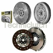 Nationwide 2 Part Clutch Kit And Luk Dmf For Audi A3 Convertible 2.0 Tfsi