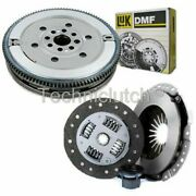Nationwide 3 Part Clutch Kit And Luk Dmf For Bmw 3 Series Convertible 320i