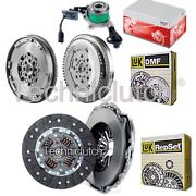 Luk Clutch Kit And Luk Dmf With Fte Csc For Mercedes-benz Sprinter Bus 314 4x4