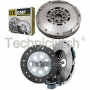 Nationwide 3 Part Clutch Kit And Luk Dmf For Bmw 3 Series Estate 323i