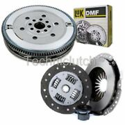 Nationwide 3 Part Clutch Kit And Luk Dmf For Bmw 5 Series Estate 520i