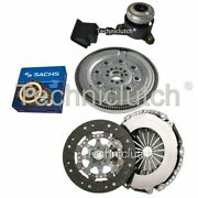 2 Part Clutch Kit And Sachs Dmf With Csc For Citroen Ds3 Convertible 1.6 Thp 150