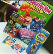 Garbage Pail Kids Cereal Box, New Cereal Bar, Candy Bars, Energy Drink - Fye
