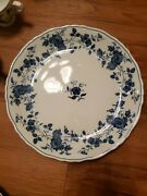 Royal Meissen Fine China Of Japan Serving Platter Chop Plate 12 Inches